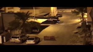 تصاویر محاصره منزل شیخ «عیسی قاسم» توسط آلخلیفه