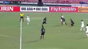 تایلند ۱ - ۲ عراق