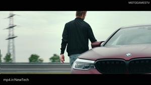 تست سرعت جدیدترین مدل BMW M۵