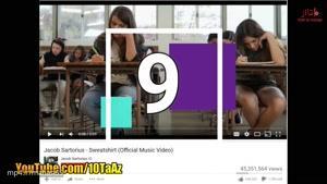 ۱۰ویدئو با بیشترین دیسلایک (dislike) در یوتیوب
