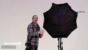 ویدیو آموزش عکاسی ، Grid یا زنبوری چیست؟