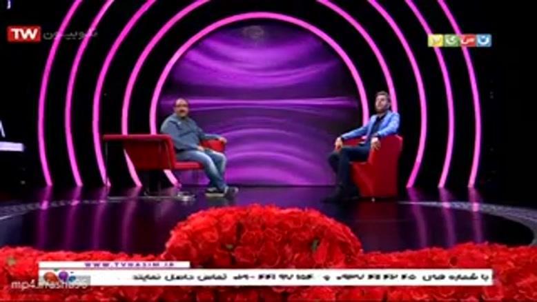 گفتگو با مهران غفوریان در دلوزیون