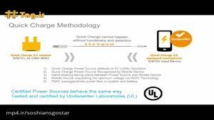 تکنولوژی شارژ سریع کوالکام نسخه ۴ پلاس