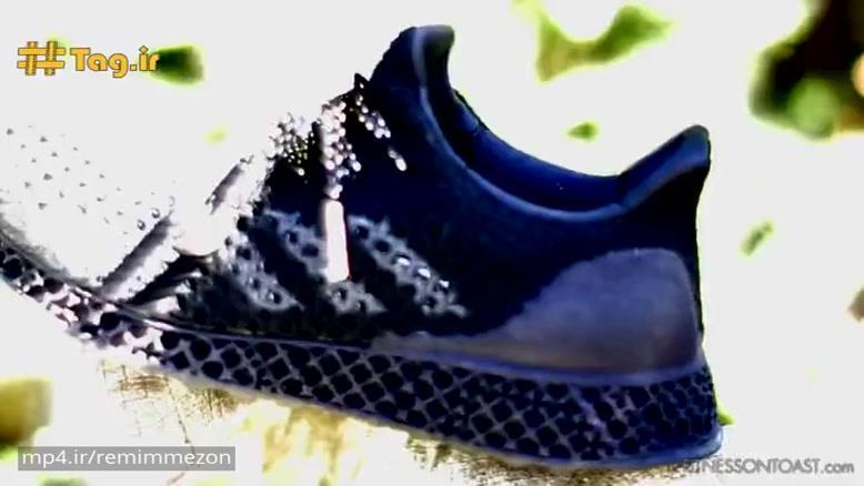 کفش های چاپ ۳ بعدی