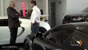 یک ایرانی،، » سلطان  تیونینگ خودرو در جهان