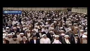 فیلم/ نظر رهبر انقلاب اسلامی درباره کشتار مسلمانان میانمار