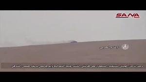 تسلط ارتش سوریه بر ۲ روستا در حومه حمص