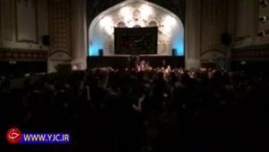 مراسم عزاداری شب تاسوعای حسینی در لندن