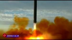 فیلمی متفاوت از جدیدترین آزمایش موشکی کره شمالی