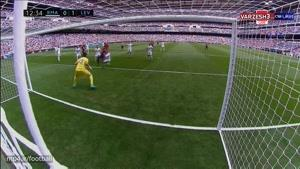 خلاصه بازی رئال مادرید 1-1 لوانته