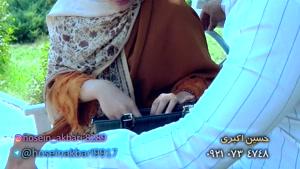 موزیک ویدئو جدید حسین اکبری به نام بی وفا ۲