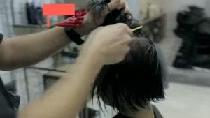 آموزش کوتاهی مو زنانه-۰ تا ۱۰۰