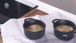 طرز تهیه تخم مرغ کوکت فرانسوی