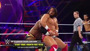 مبارزات کشتی کج بین Cedric Alexander & Mustafa Ali vs. Buddy Murphy &