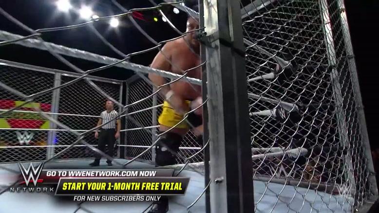 مبارزه در قفس ای جی استایلز