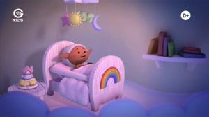 انیمیشن آموزش زبان انگلیسی Cloud Babies قسمت چهار