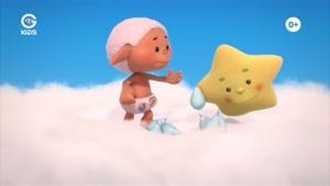 انیمیشن آموزش زبان انگلیسی Cloud Babies قسمت هشت