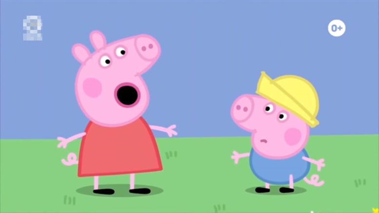 انیمیشن آموزش زبان انگلیسی Peppa Pig قسمت شش