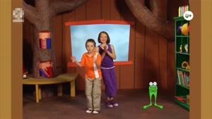 انیمیشن آموزش زبان انگلیسی RaChel & the TreeSchoolders قسمت پنج
