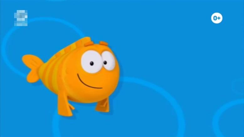 انیمیشن ماهی بادکنکی دوبله فارسی قسمت نه