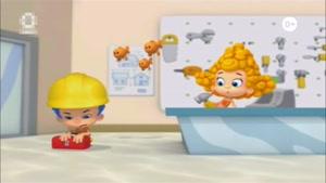 انیمیشن ماهی بادکنکی دوبله فارسی قسمت چهار