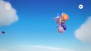 انیمیشن آموزش زبان انگلیسی Cloud Babies قسمت شش