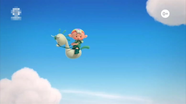 انیمیشن آموزش زبان انگلیسی Cloud Babies قسمت پنج