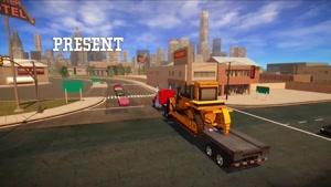 تریلر بازی Truck Simulation ۱۹