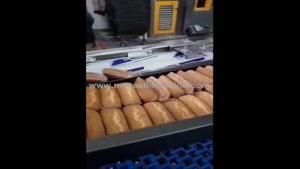 دستگاه بسته بندی  کیک و کلوچه | ماشین سازی مسائلی