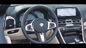 معرفی خودروی 2019 BMW 8 Series Convertible