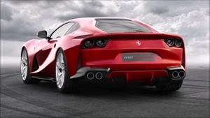معرفی Ferrari 812 Superfast 800HP