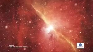 ابر سیاهچاله در دل کهکشان راه شیری