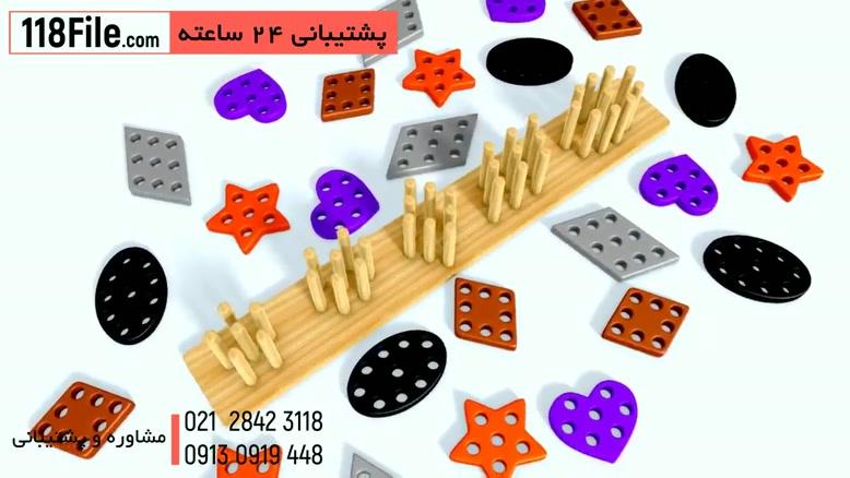 ساده ترین آموزش زبان انگلیسی برای کودکان فارسی