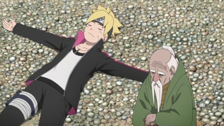 انیمیشن Boruto Naruto Next Generations قسمت هشتادو چهارم
