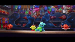 تریلر Toy Story 4 2019