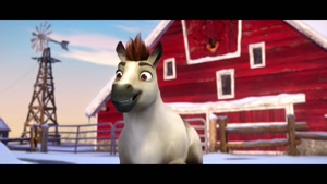 تریلر Elliot the Littlest Reindeer 2018
