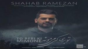 آهنگ تو بری کی میمیونه از شهاب رمضان