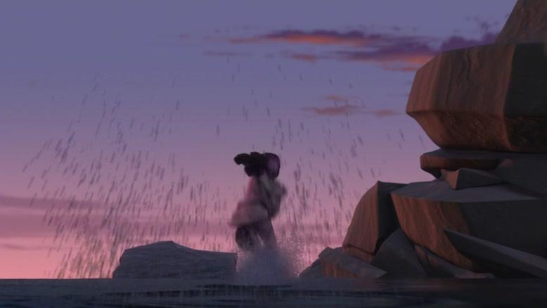 انیمیشن عصر يخبندان Ice Age ۲۰۰۲ دوبله فارسی