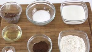طرز تهیه مافین کیک