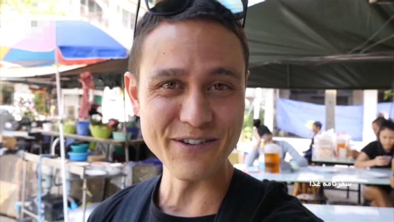 سفرنامه غذا در بانکوک تایلند قسمت 3
