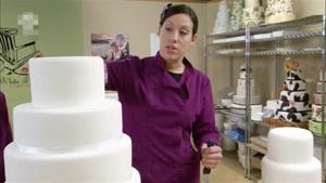 شگفت انگیزترین کیک های عروسی قسمت 2