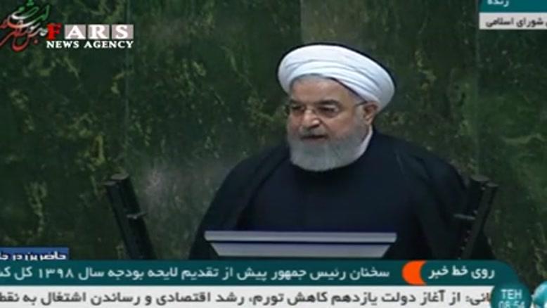 روحانی: هیچ راهی برای مبارزه با فساد و رانت جز شفافیت نداریم