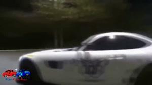 ویدئویی از تصادف های خفن ماشین های لوکس