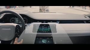 ویدئویی از ماشین رنج روور 2019
