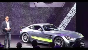 مرسدس بنز  مدل Mercedes AMG GT-R PRO Unveiling