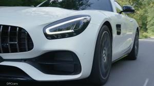 ویدئویی زیبا از مرسدس بنز 2020 مدل Mercedes AMG GT