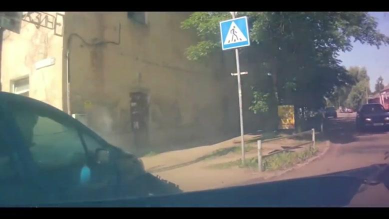 تصادف های خفن ماشین ها در جاده و خیابان ها
