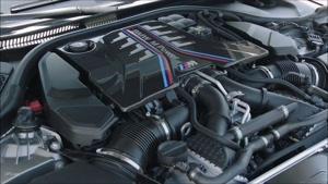 ماشین رالی بی ام دبلیو M۵  مدل ۲۰۱۹