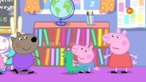 انیمیشن آموزش زبان انگلیسی Peppa Pig قسمت یازده