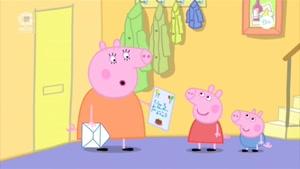 انیمیشن آموزش زبان انگلیسی Peppa Pig قسمت چهارده